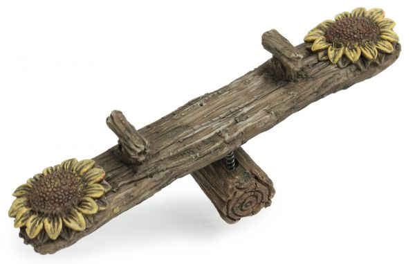 Fairy Garden Wooden Teeter-Totter MG40