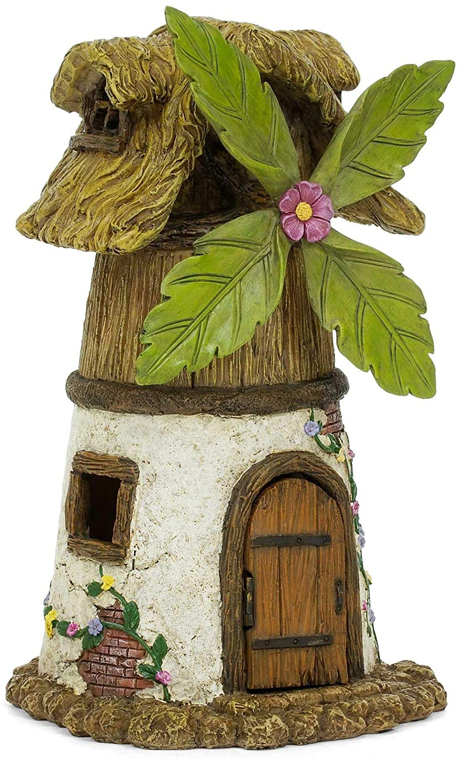 Fairy Garden Windmill House | Miniature Supplies | Accessories | movable windmill | MG326