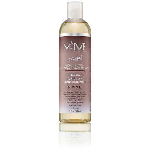 Premium moisturizing Length Retention Shampoo  12.0 oz