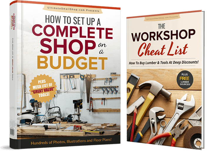 Set Up Your Woodworking  Shop In A Small Space Without A Nightmare Budget