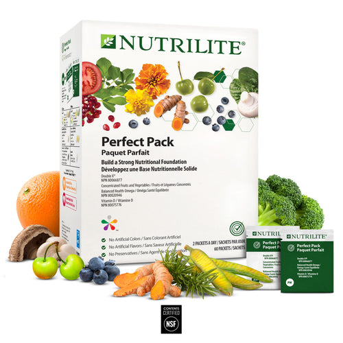 Nutrilite™ Perfect Pack - findurtrend