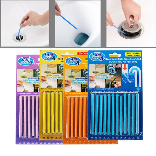SANI STICKS - Magic Sink Cleaner - findurtrend