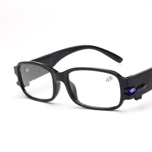 Multi Strength Reading glasses with LED - findurtrend