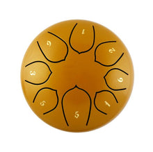 Load image into Gallery viewer, Steel Tongue Drum Set Yellow- Findurtrend