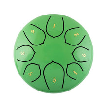 Load image into Gallery viewer, Steel Tongue Drum Set Light Green - Findurtrend