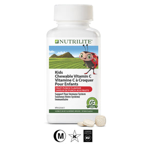 Nutrilite™ Kids Chewable Vitamin C (ORDER LIMIT 5) - findurtrend