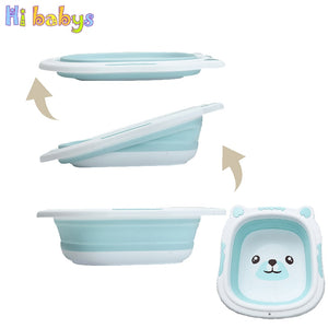 Portable Collapsible Tourism Baby Bathtub - findurtrend