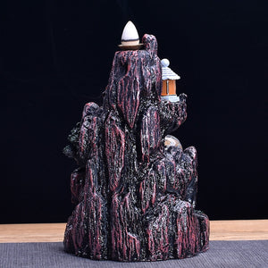 Mountain Incense Waterfall - findurtrend