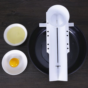 Creative Slide Egg White Yolk Separator... - findurtrend