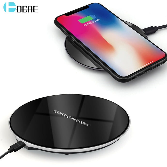 QI Wireless Charger - All QI Enabled Phones - findurtrend