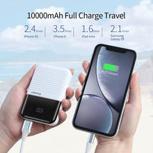 Load image into Gallery viewer, Essager Mini Power Bank 10000mAh... - findurtrend