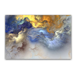 Color Blossom - Modern Wall Art Canvas - findurtrend