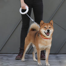 Load image into Gallery viewer, UFO 2 Retractable Dog Leash Ring with Led lighting