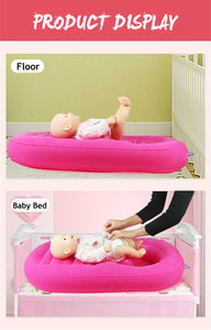 Portable Inflatable Bathtub - Travel Infant Basin - findurtrend