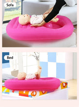 Load image into Gallery viewer, Portable Inflatable Bathtub - Travel Infant Basin - findurtrend