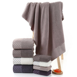 Large Cotton Bath Towel - findurtrend