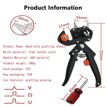 Load image into Gallery viewer, Pruning, Cutting, Grafting  Tree shears Cutting machine +2 blade garden tools - findurtrend