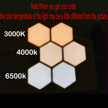 Load image into Gallery viewer, Quantum Lamp Touch Sensitive Magnetic Hexagons Lighting - findurtrend
