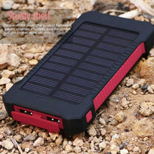 Load image into Gallery viewer, Solar Power Bank - findurtrend