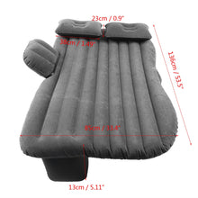 Load image into Gallery viewer, Car Back Seat Air Mattress - Travel Bed Inflatable Mattress... - findurtrend
