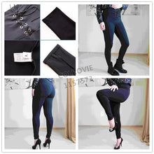 Load image into Gallery viewer, COLROVIE Spring High Waist Skinny Leggings - findurtrend
