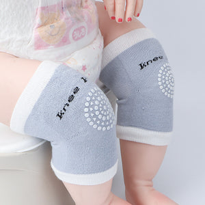 Baby Knee Pads, Crawling Anti-Slip Knee for Unisex Baby Toddlers (5 pairs) - findurtrend