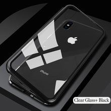 Load image into Gallery viewer, Magnetic Case for iPhone XR XS MAX X 8 Plus 7 - findurtrend
