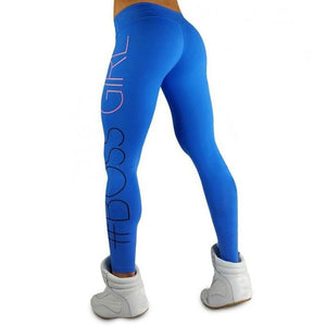 Sporting Women Workout Push Up Leggings - findurtrend