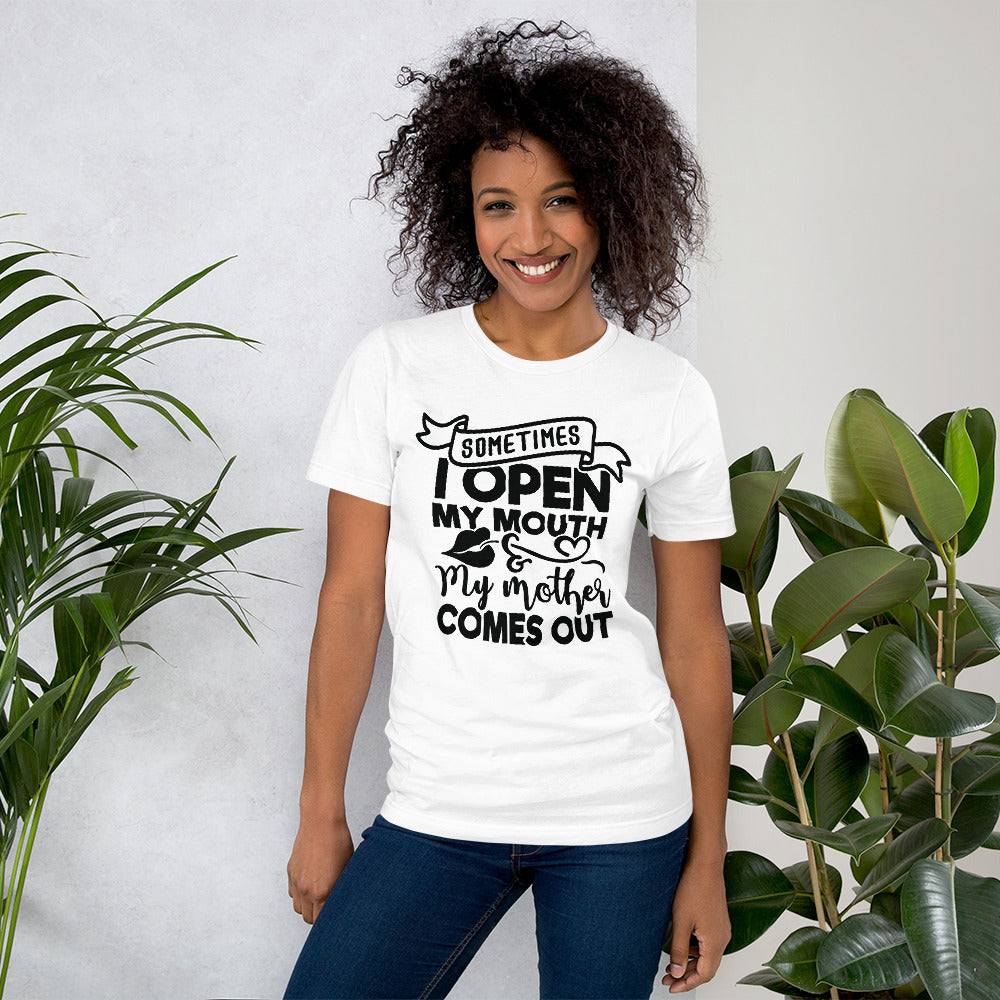 Watch My Words Unisex T-Shirt