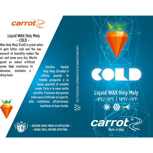 Carrot Cold Liquid Wax -8 / -25 - Skidvalla.se
