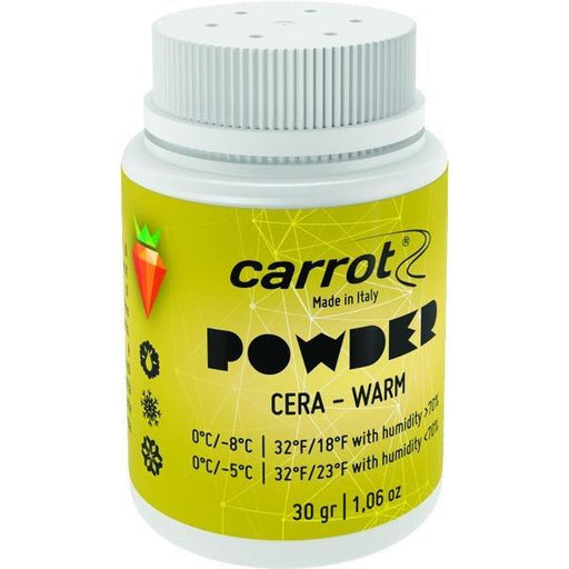 Carrot Hot Powder -0 / -8 - Skidvalla.se