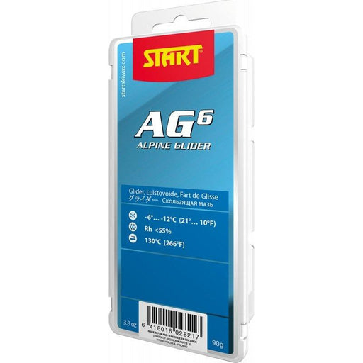 START ALPINE AG6 BLUE 180g -6 / -12 - Skidvalla.se