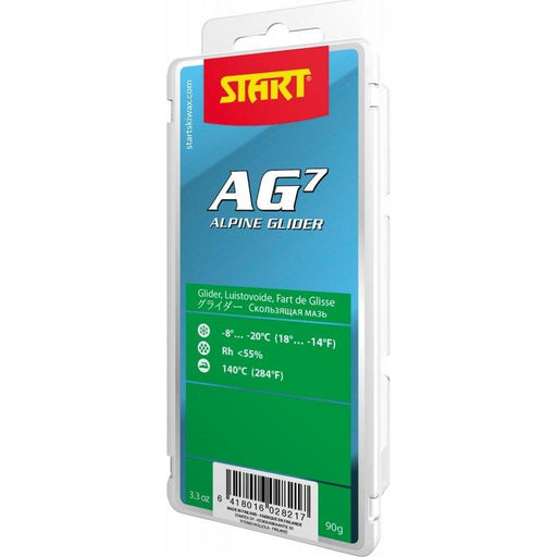 START ALPINE AG7 GREEN 180g -8 / -20 - Skidvalla.se