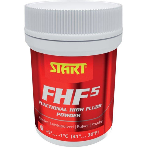 START FHF5 FUNCTIONAL FLUOR POWDER +5 / -1 - Skidvalla.se
