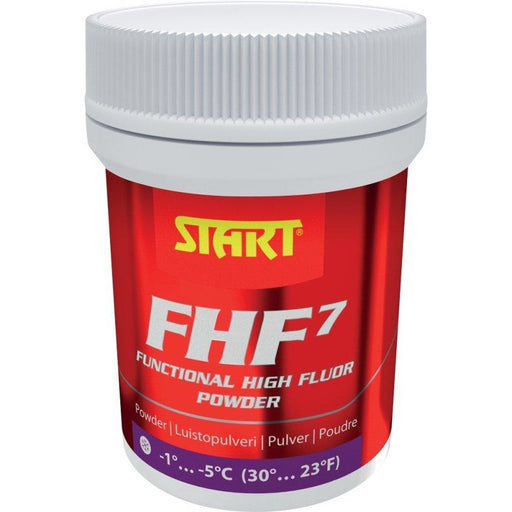 START FHF7 FUNCTIONAL FLUOR POWDER -1 / -5 - Skidvalla.se
