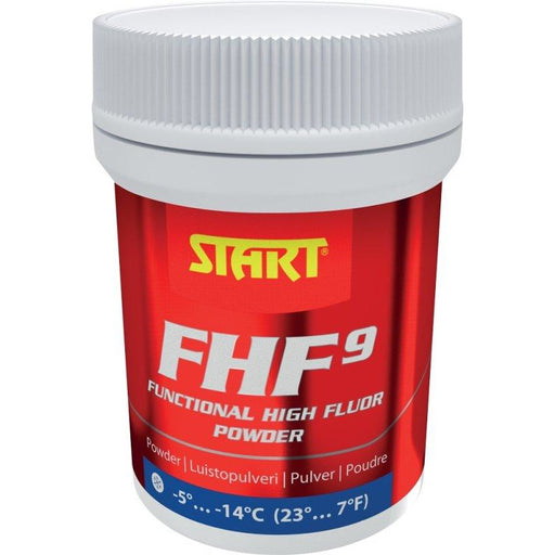 START FHF9 FUNCTIONAL FLUOR POWDER -5 / -14 - Skidvalla.se