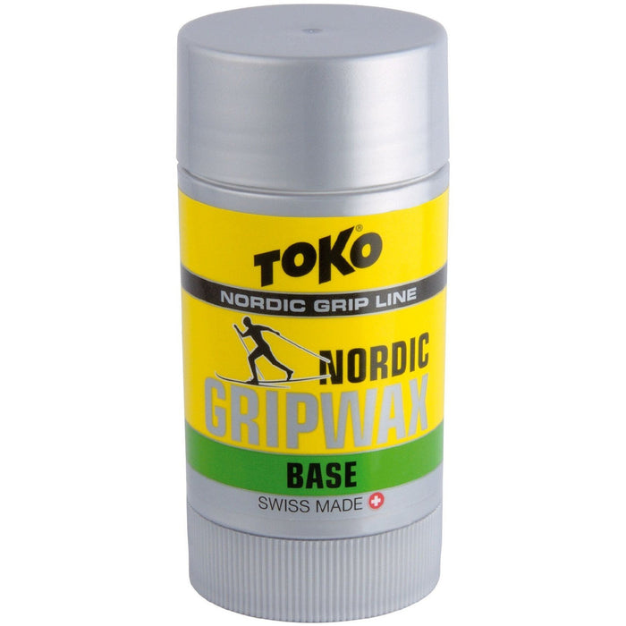 Toko Nordic Base Wax Green - Skidvalla.se