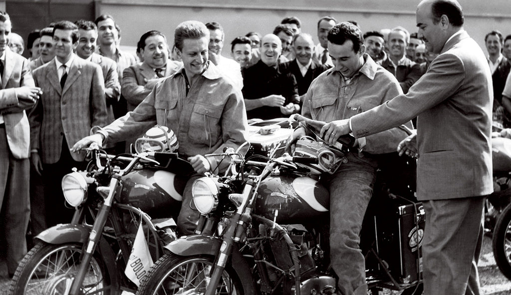 Ducati Heritage article on Leopoldo Tartarini