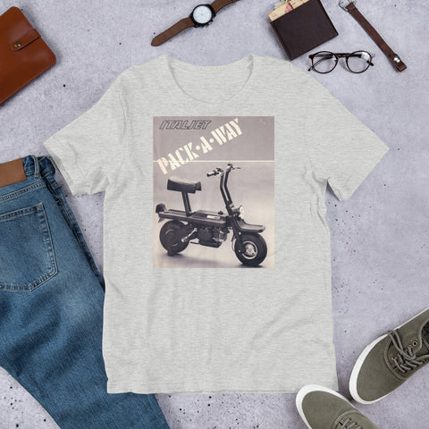 Italjet Pack a way T-Shirt