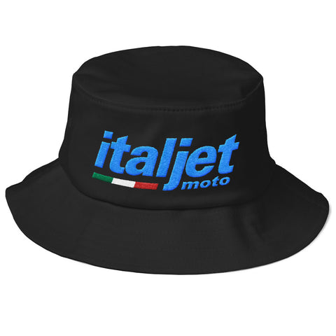 Italjet 1990's Style Old School Bucket Hat