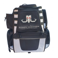 Prowler Pack fishing Backpack from Mammoth Innovations front view