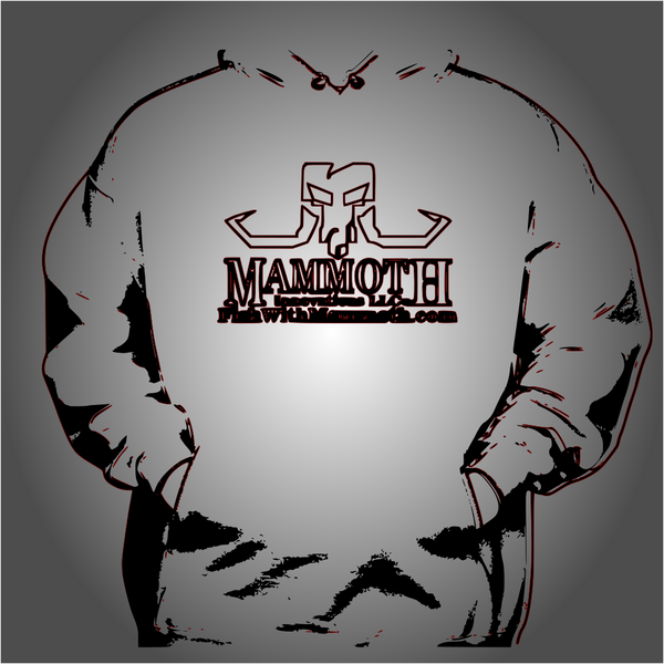 Legacy sweatshirt hoodie from Mammoth Innovations fishing wireframe product card