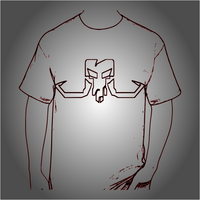 Legacy tshirt from Mammoth Innovations fishing wireframe product card