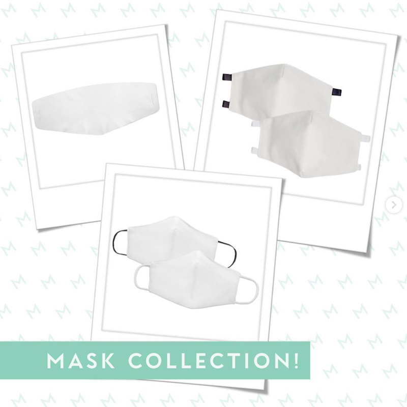 Announcement: Face Masks Now at Printed Mint