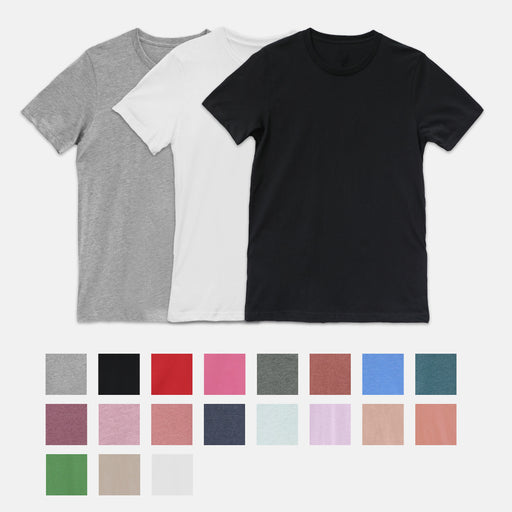Bella Canvas Unisex Tee 3001