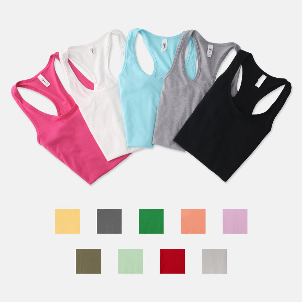 Women's Racerback Tank Next Level 1533