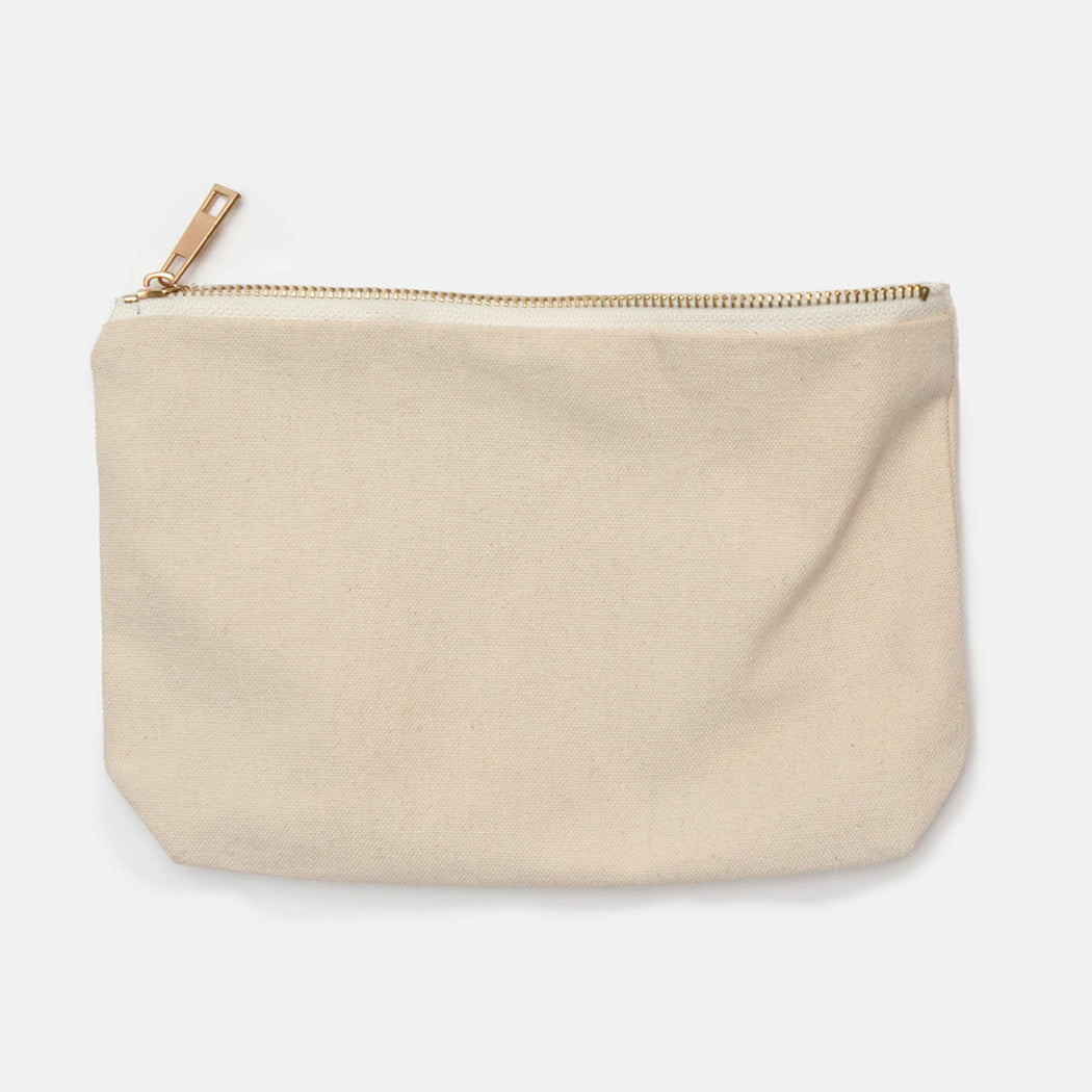 Pencil Bag (Canvas)