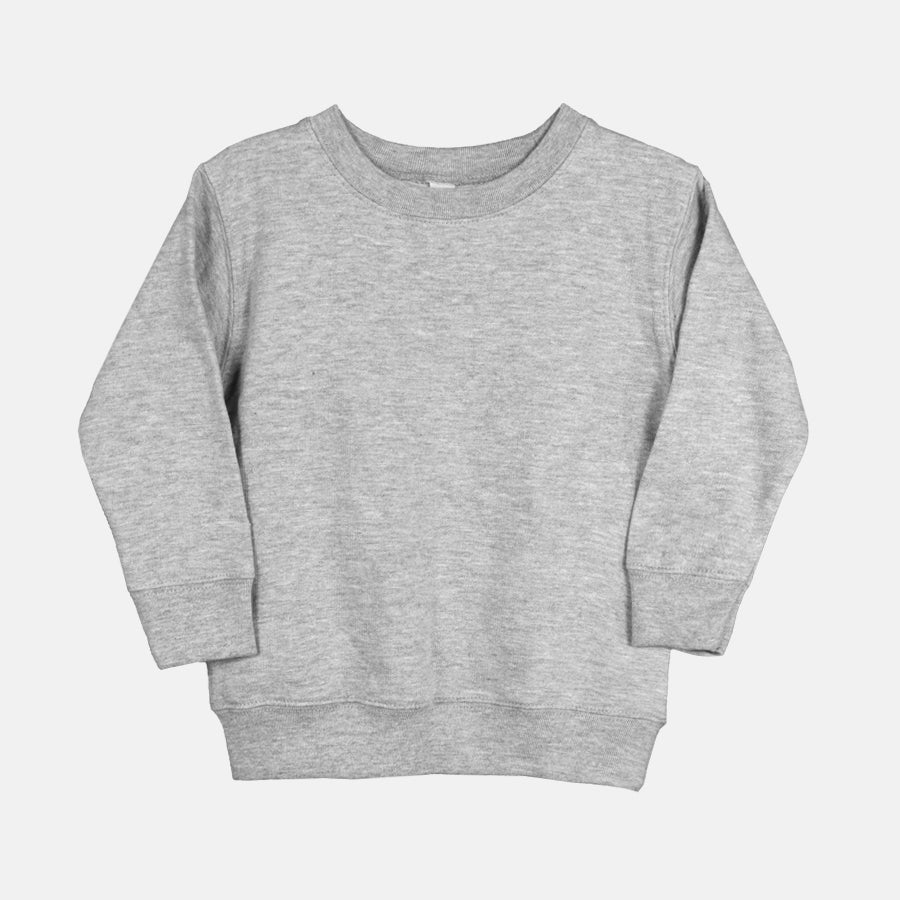 Toddler Crew Neck Sweatshirt - 3317