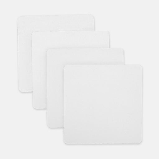 Coaster Neoprene Back (Square) 4PK