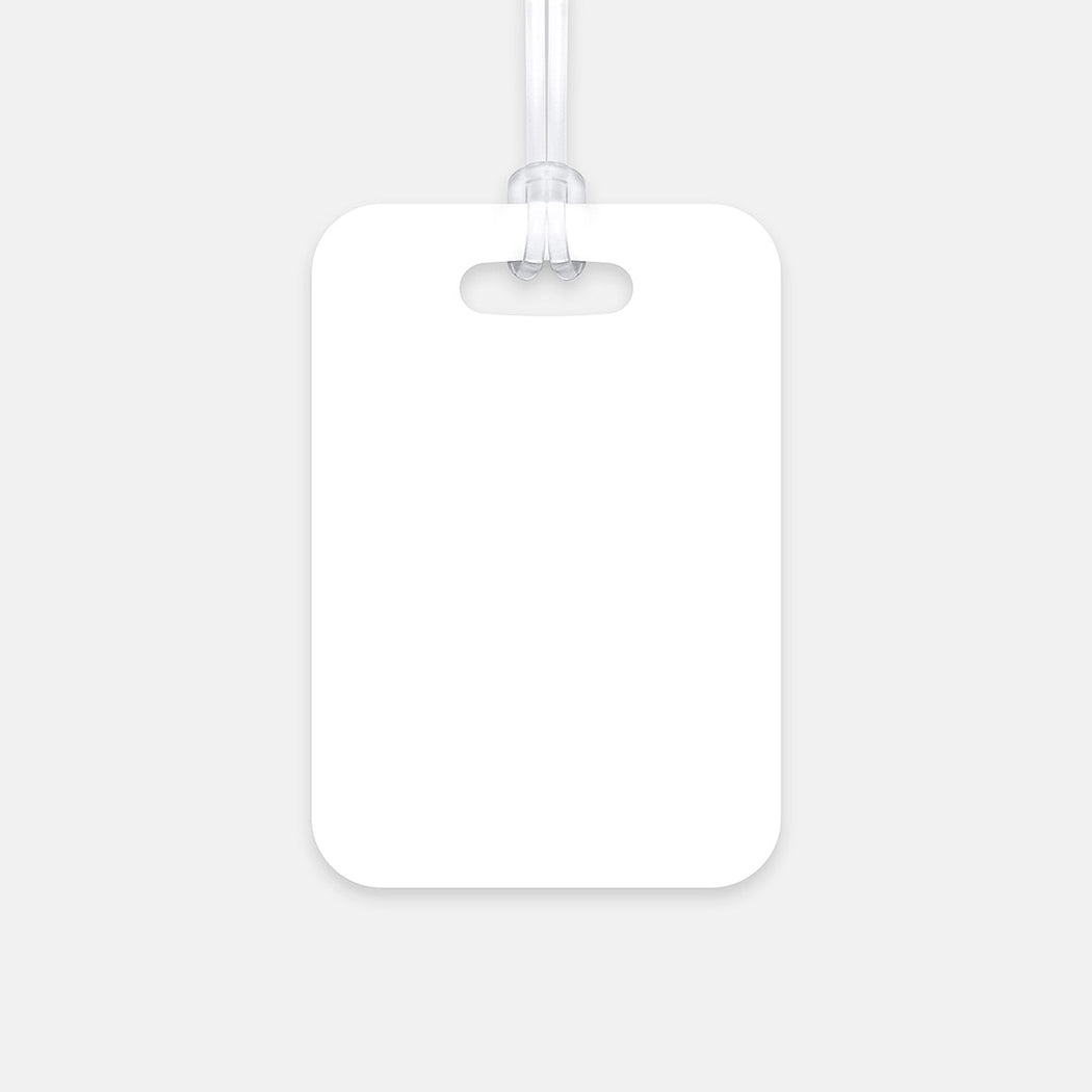 Luggage Tag (Rectangle)